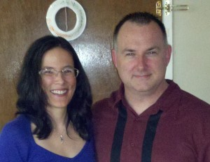 Ed and Angela Lam Turpin